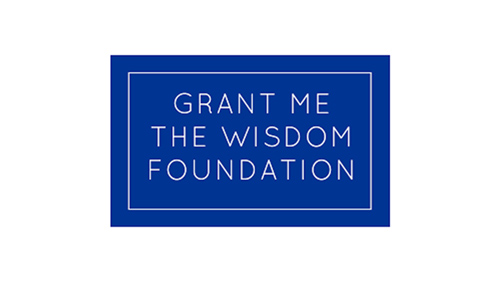 grant me the wisdom foundation